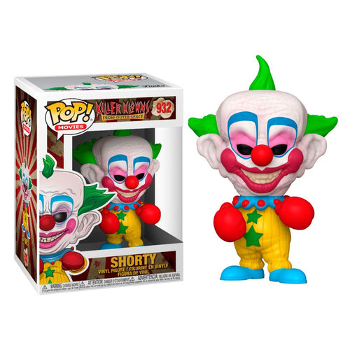 Killer Klowns From Outer Space POP! Vinyl Shorty