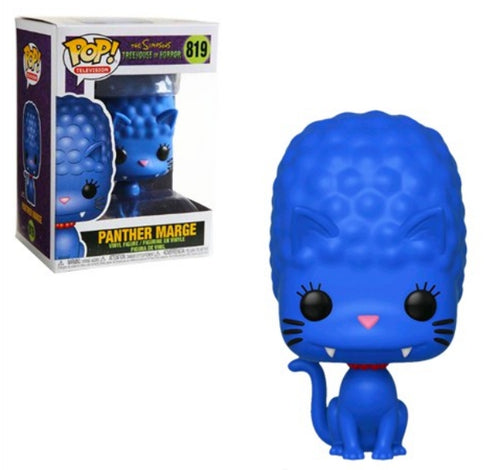 Los Simpsons Treehouse Of Horror POP! Vinyl Panther Marge