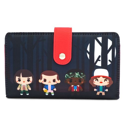 Stranger Things Cartera Billetera Stranger Things