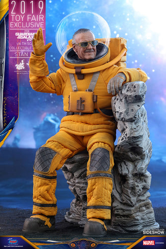 Guardians of the Galaxy Vol.2 Hot Toys Stan Lee Figura Movie Masterpiece 1/6