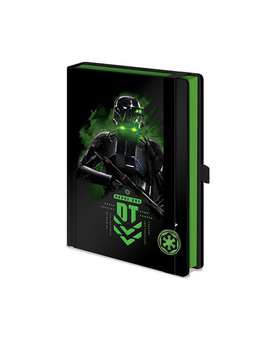 Star Wars Rogue One Libreta A5 Premium Death Trooper