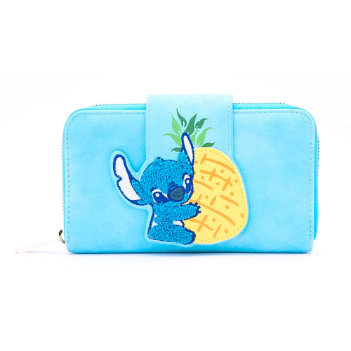 Disney Stitch Cartera Monedero y Tarjetero Stitch