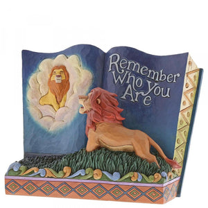 El Rey Leon Storybook Remember Who You Are
