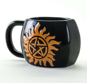 Supernatural Taza 3D Antiposesiones