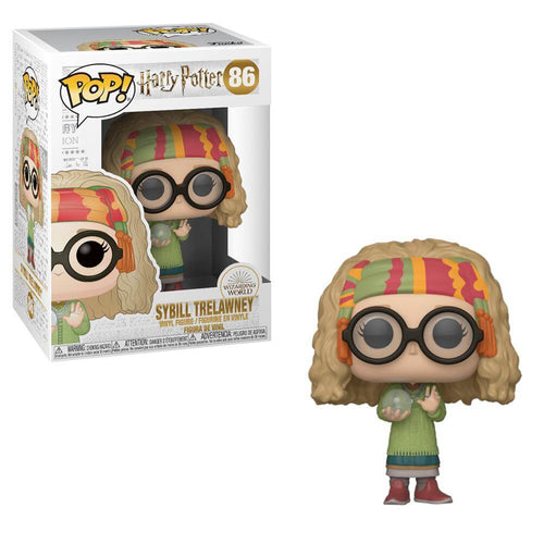 Harry Potter POP! Vinyl Profesora Sybill Trelawney