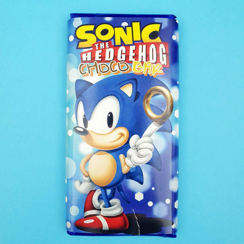 Sonic Tableta de Chocolate Sonic the Hedgehog