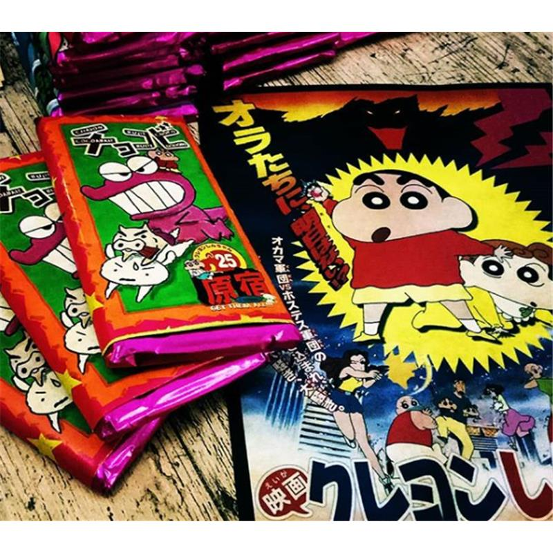 Shin Chan Tableta Chocolate Shin Chan