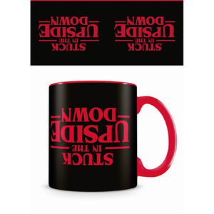 Stranger Things Taza Upside Down El Almacen Secreto