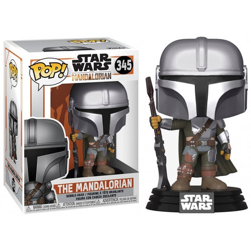 Star Wars Mandalorian POP! Vinyl The Mandalorian