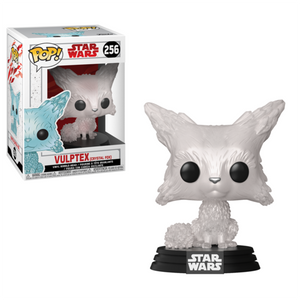Episodio VIII Los Ultimos Jedi POP!  Vulptex (Cristal Fox)