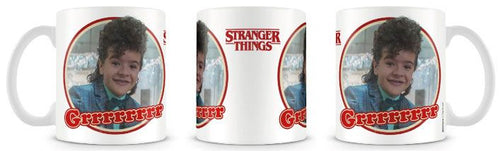Stranger Things Taza Grrrrrrr