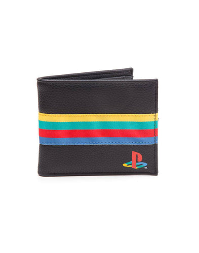 Sony PlayStation Monedero Retro Logo