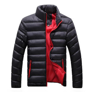 DIMUSI Casual Jacket Men Autumn&Winter Men's Cotton Blend Mens Bomber Jacket and Coats Casual Thick Outwear Casaco Masculino 4XL-cgabuy