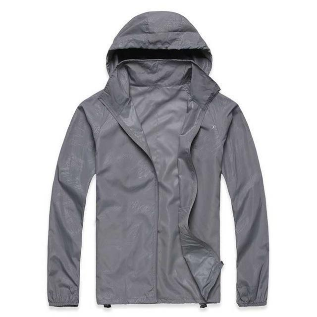 TANGNEST Men Jackets 2018 New Hot Sale Man Hooded Thin Jackets Male Hoodie Thin Windbreaker Lightweight M-3XL MWJ093-cgabuy
