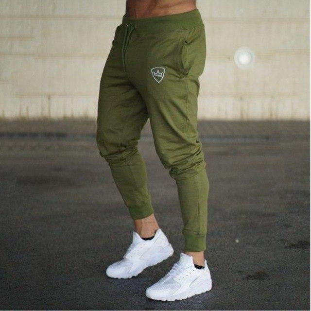 Sweatpants 2018 men fashion pants Casual Pants Men's Trousers Men's Joggers Trousers Breathable Loose Fit Trousers men pants-cgabuy