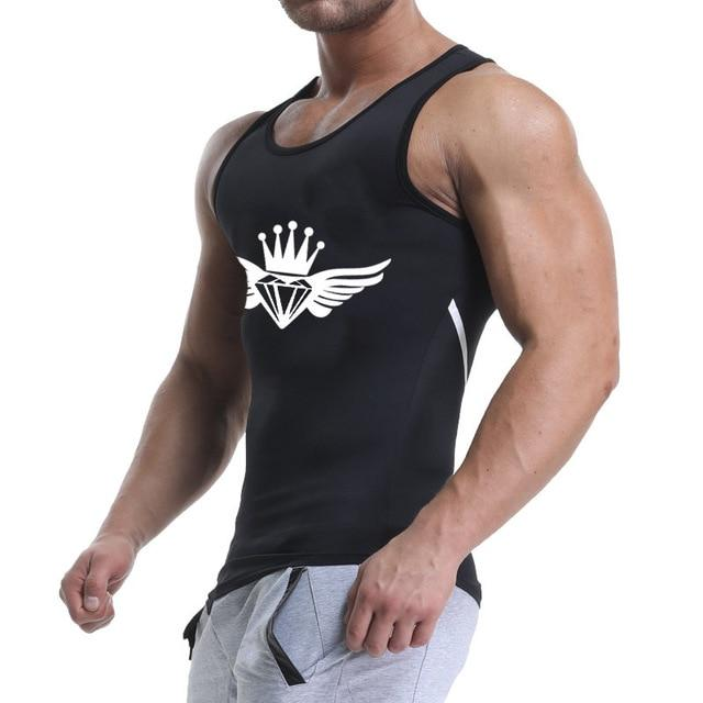2018 New Gyms BodyEngineers Brand vest bodybuilding clothing and fitness men undershirtliligla-liligla