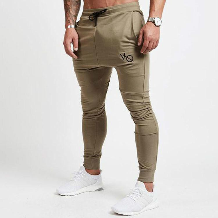 New Gyms Pants Men Joggers Casual Pants Brand Trousers Autumn Winter Sporting Bodybuilding Sweatpants joggers-cgabuy