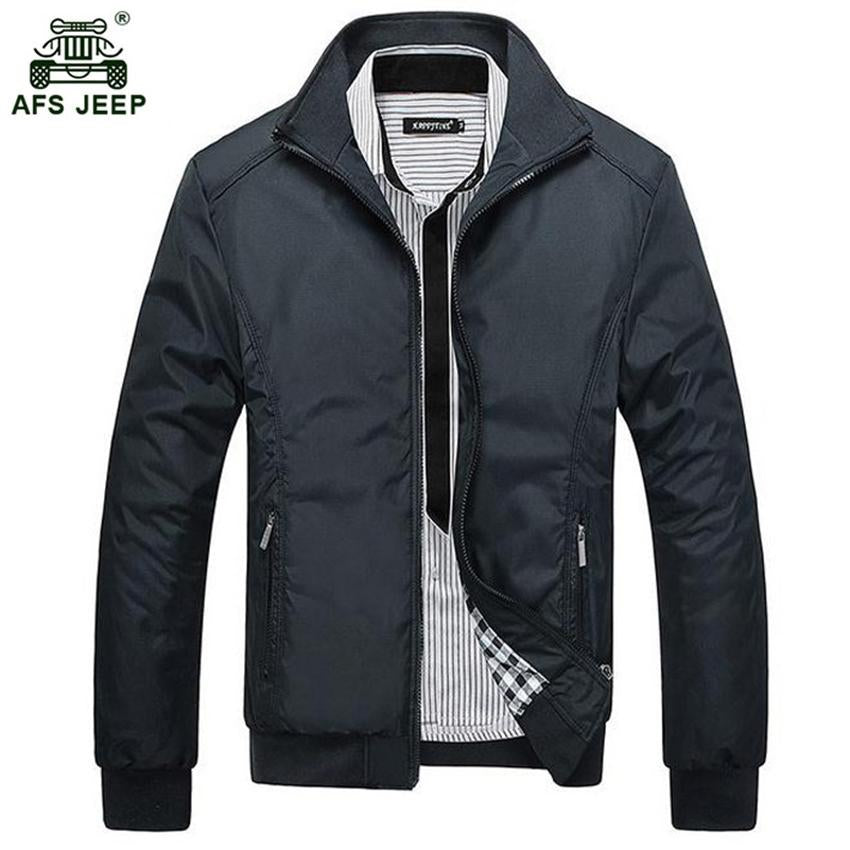 2018 New Cheap Mens Jackets Solid Color Men's Outwear Jacket Designer Stylish Men Coats Hot Sale Wholesale Jaqueta Masculina-cgabuy
