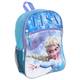Disney Frozen Princess Elsa Kids School Backpack for Girls 15 Inch
