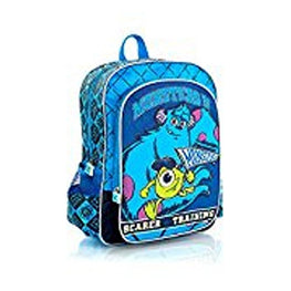 Heys Disney Monsters U Scarer Training Deluxe 15' Backpack Kids Rucksack