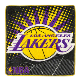 New NBA Los Angeles Lakers Ultimate Super Plush Throw 48x60 Blanket Official