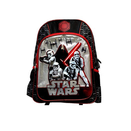 Star Wars Kylo Ren and Stormtropper Full Size Kids Backpack for boys - 16 Inch