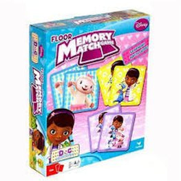 Disney Doc McStuffins Floor Memory Match Game