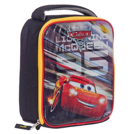Disney Pixar Cars 3 Lightning McQueen Kids 5 Piece Insulated Lunch Kit Set 10 Inch