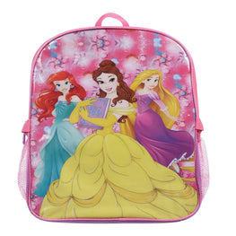 Disney Princess Excellent Girls Backpack with Insulated Lunch Kit 15 Inch
