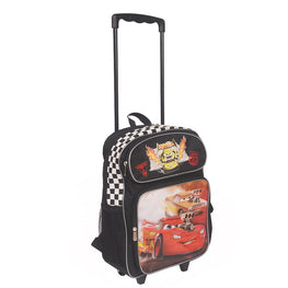 "Disney Cars 16"" Wheeled Backpack"