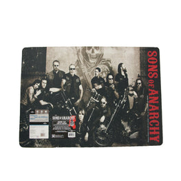 "SOA Sons of Anarchy Gang Comfort Mat 18"" x 30"" Official Licensed"