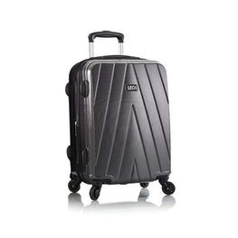 Leo Legacy Hard Side Spinner Luggage - 21.5 Inch [Carbon Fiber]