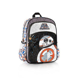 Star Wars Backpack Kids Multicolored School Bag 16 Inch