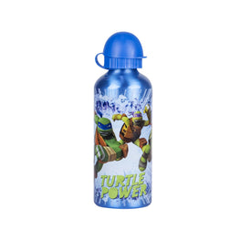 Nickelodeon Teenage Mutant Ninja Turtles Aluminum Bottle Blue
