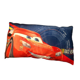 "Disney Pixar Cars 3 Body Pillow - Soft Polyester Pillow 18"" x 36"""