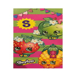 Shopkins Beach Towel - 28 x 58 Inch Cotton Bath Towel for Kids [ Apple Blossom & Strawberry Kiss]