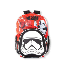 Star Wars 16 Inch Backpack with Lunch Bag Set for Kids School Bag