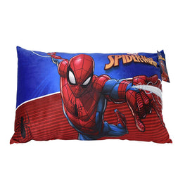 "Spider Marvel Man Web Graphic Body Pillow - 18"" x 36"""