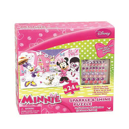 Disney Minnie Sparkle & Shine Puzzle