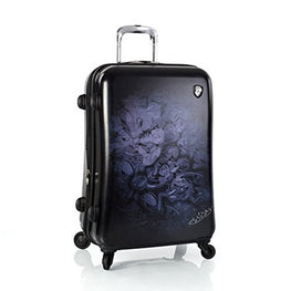 Disney Micky Hardside Luggage -Bloc28 Dark [26 Inches]