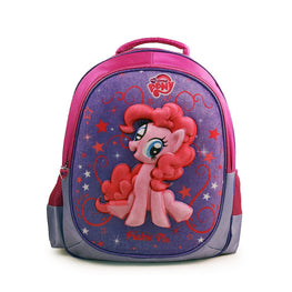 My Little Pony Deluxe 3D School Backpack