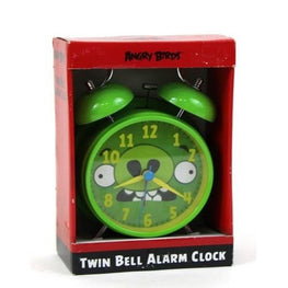 Official Licensed Angry Bird Twin Bell Alarm Clock