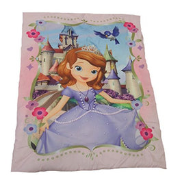 Disney Sofia The First Cozy Blanket 42 x57 Inch