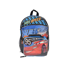 Disney Cars Backpack With Lunch Bag …