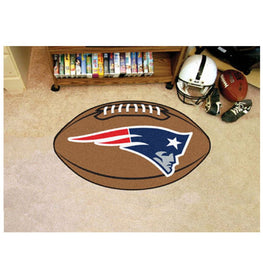 NFL - Dallas Cowboys Football Rug 20.5 x 32.5 Inch Non Skid Rug Mat Floor Protector