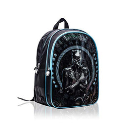 Black Panther Wakanda Forever Kids Backpack 16 Inch School Bag for Boys
