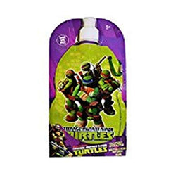 Teenage Mutant Ninja Turtles Collapsible Water Bottle 380ml Sans BPA Free