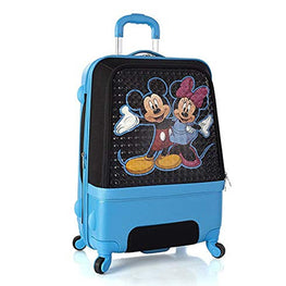 "Disney Clubhouse 26"" Hybrid Luggage"