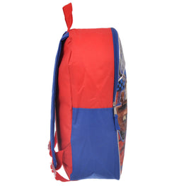 Cars School Bag Kids Backpack for Boys - 15 Inch