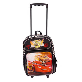 Disney Cars 16 Inch Wheeled Backpack
